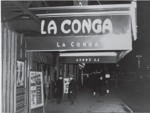 La Conga Club, New York