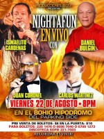 NightaFun en Vivo En el Bohio Parking Side