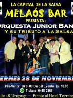 Orquesta Junior Band en Melaos Bar